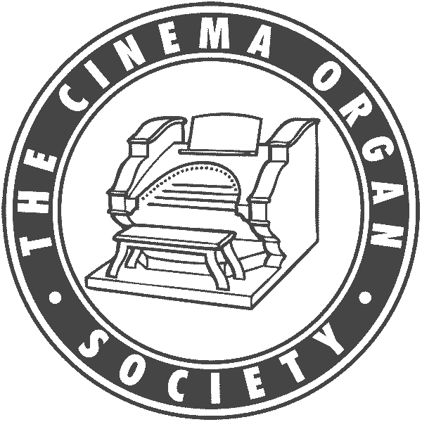 Cinema Organ Society Logo at OrganRadio.com