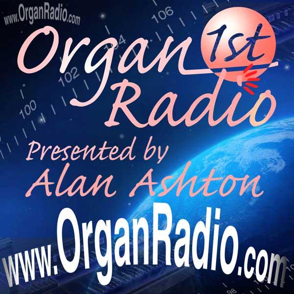 ORGAN1st Radio Logo Logo