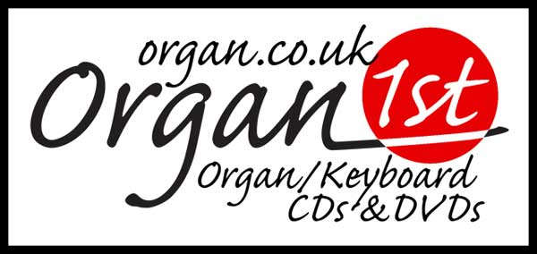 ORGAN1st Logo at OrganRadio.com