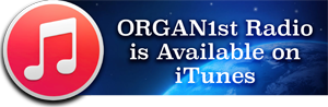 iTunes Logo at OrganRadio.com